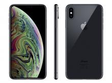 APPLE iPhone XS, 64 GB, šedý