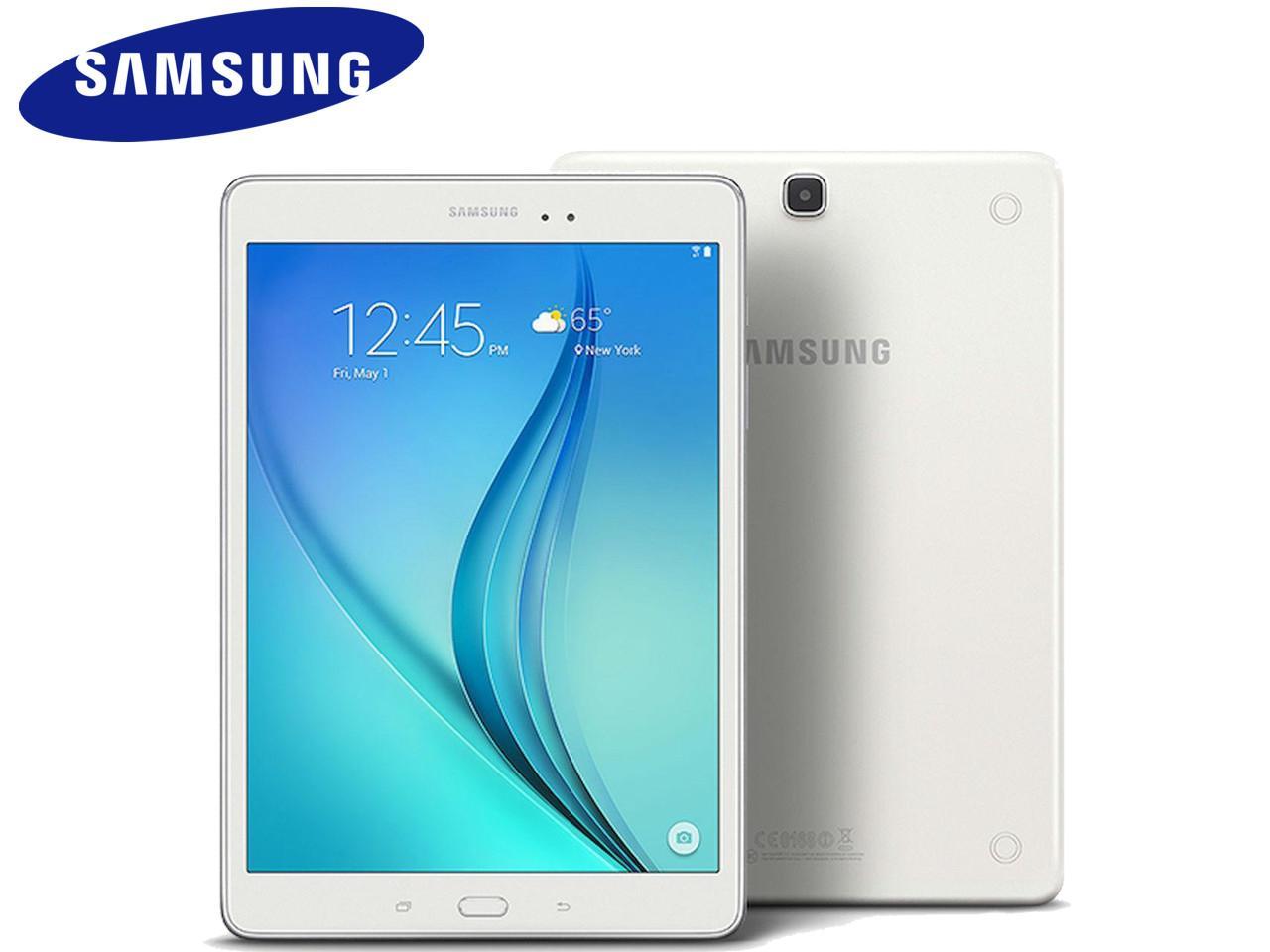 SAMSUNG Galaxy Tab A, 9.7 WiFi (SM-T550), bílý + 200 Kč na dárky nebo další nákup | CHAT on-line podpora PO-PÁ 8-22.00!!
