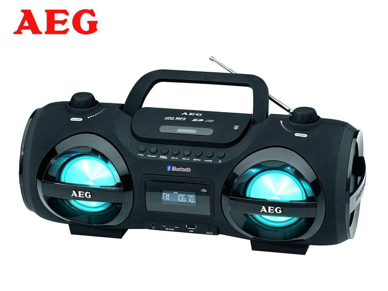 AEG SR 4359 BT