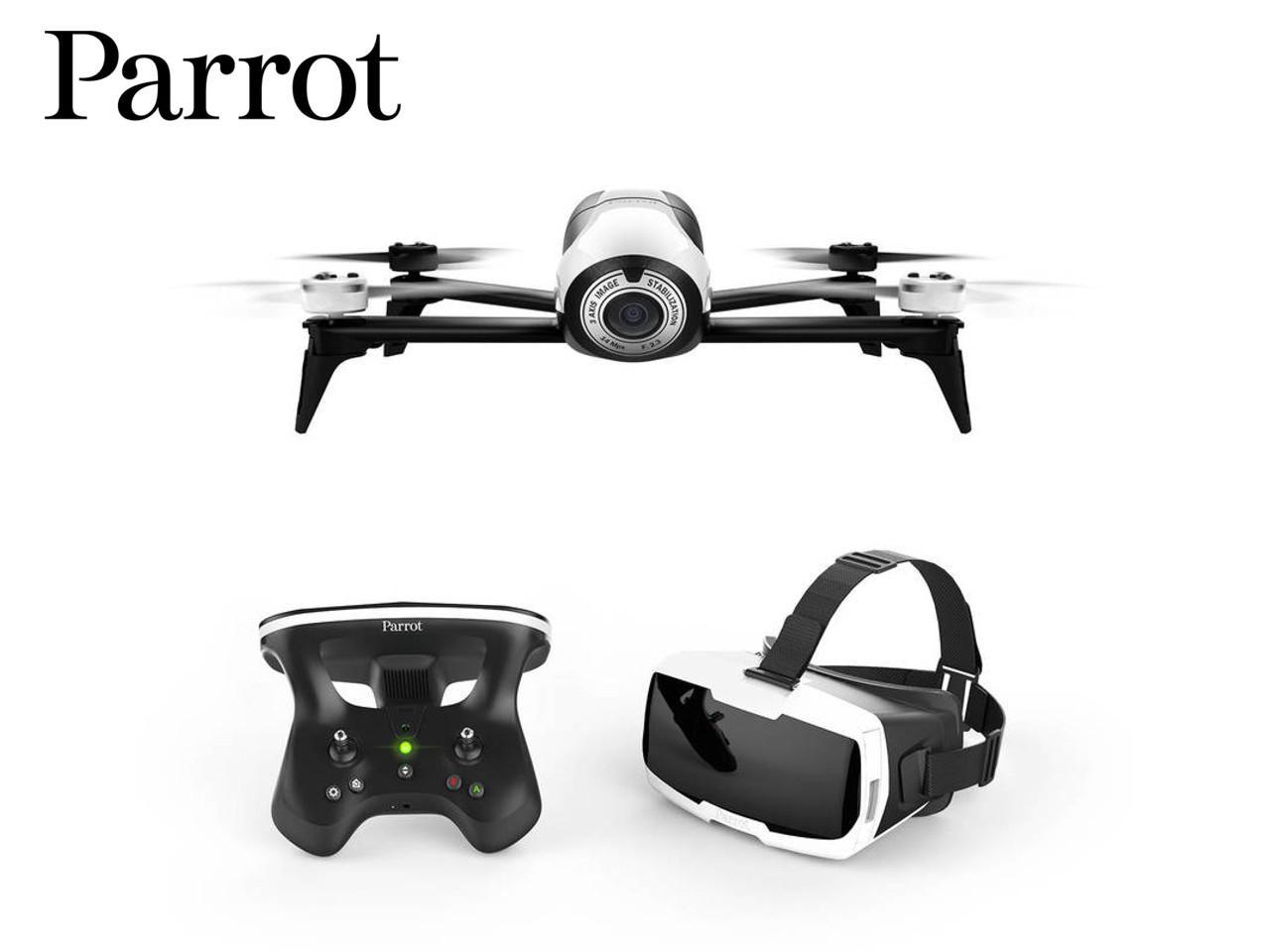 PARROT Bebop 2 FPV, Sky-controller 2 & Brýle (PF726233AA) + 700 Kč na dárky nebo další nákup | CHAT on-line podpora PO-PÁ 8-22.00!!
