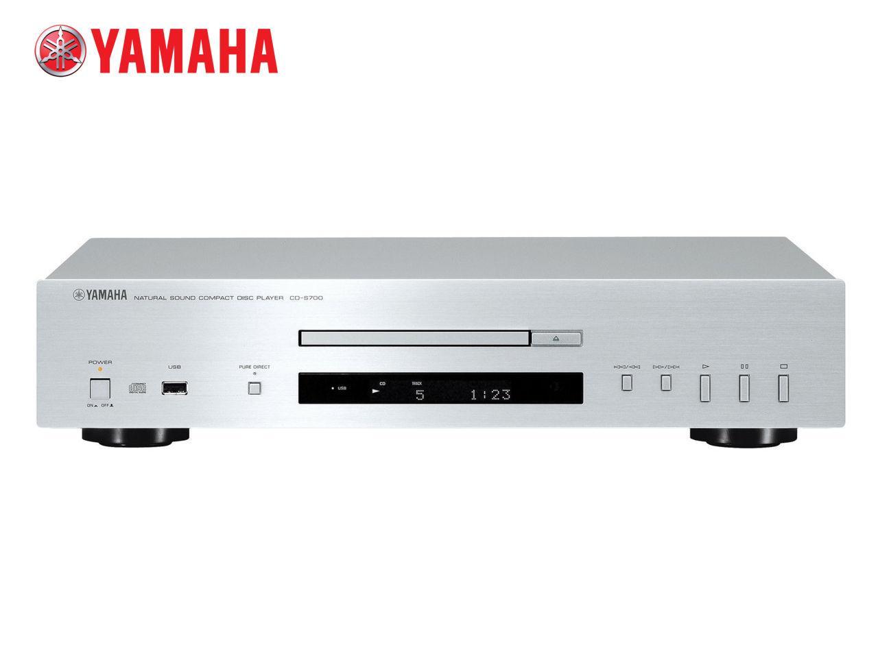 YAMAHA CD-S700 S + 500 Kč na dárky nebo další nákup | CHAT on-line podpora PO-PÁ 8-22.00!!