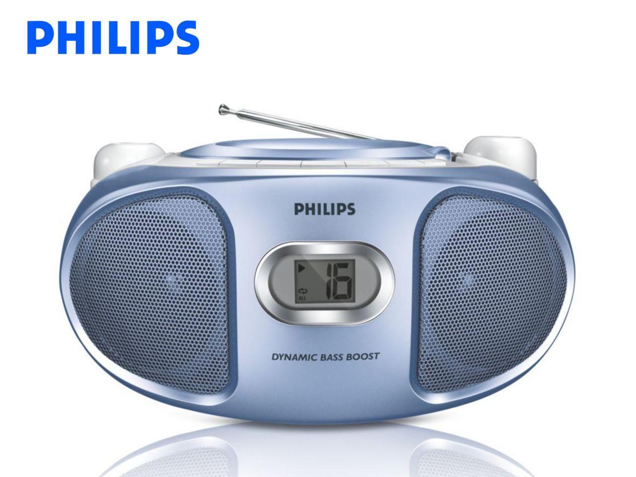 PHILIPS AZ105N | CHAT on-line podpora PO-PÁ 8-22.00!!