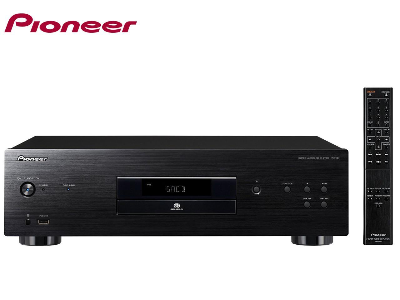 PIONEER PD-30-K + 400 Kč na dárky nebo další nákup | CHAT on-line podpora PO-PÁ 8-22.00!!