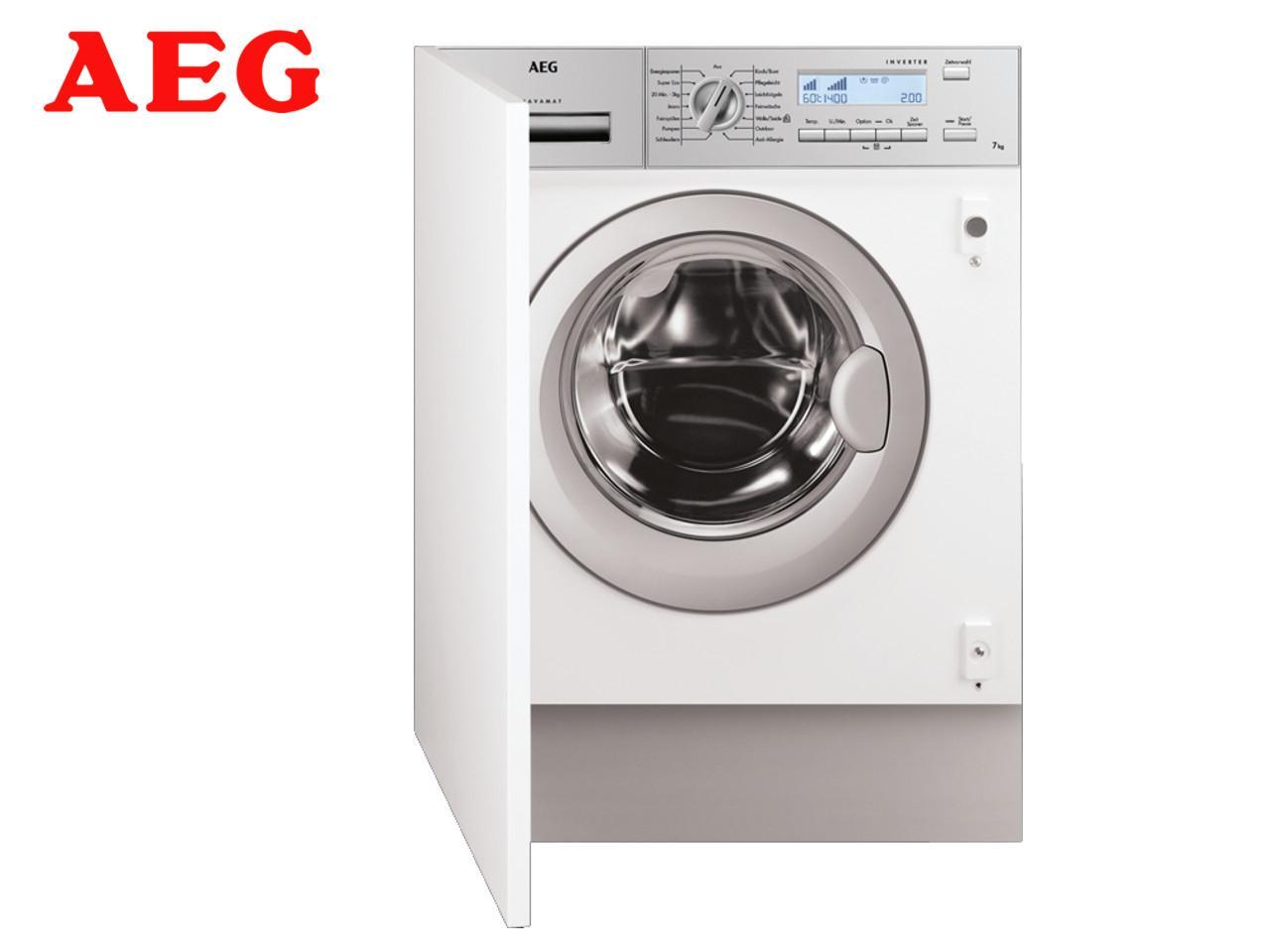 AEG L82470BI + 500 Kč na dárky nebo další nákup | CHAT on-line podpora PO-PÁ 8-22.00!!
