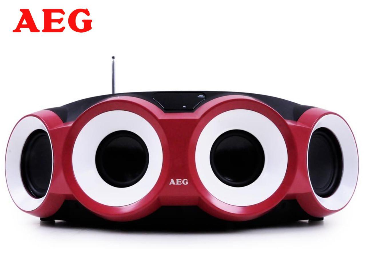 AEG SR 4364 BT + 100 Kč na dárky nebo další nákup | CHAT on-line podpora PO-PÁ 8-22.00!!
