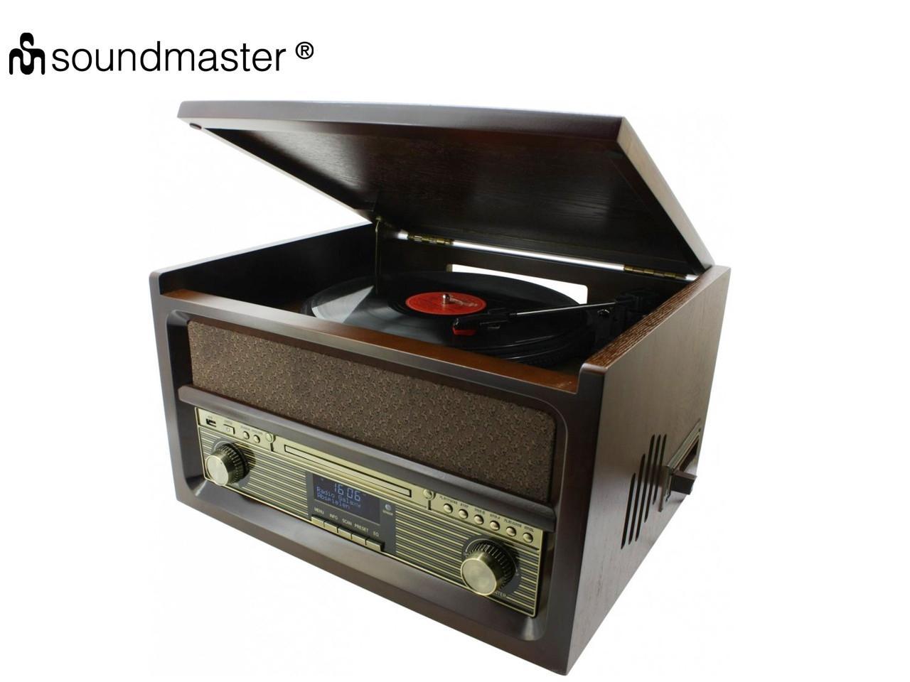 SOUNDMASTER NR515 + 200 Kč na dárky nebo další nákup | CHAT on-line podpora PO-PÁ 8-22.00!!
