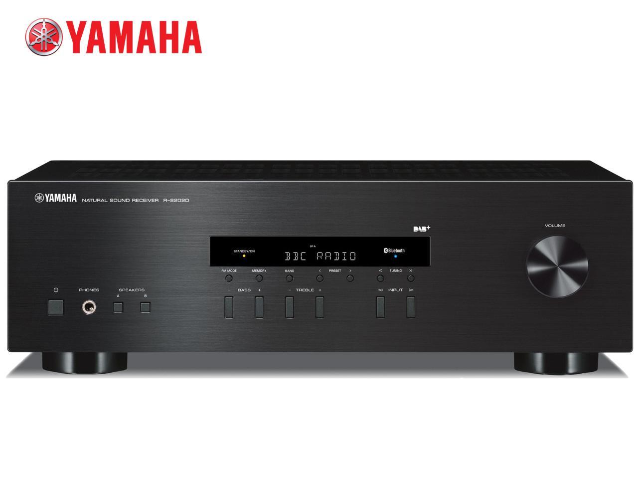 YAMAHA R-S202D B