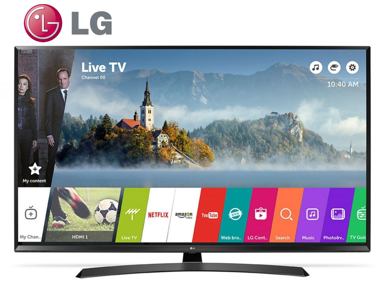 LG 49UJ635V + 500 Kč na dárky nebo další nákup   CHAT on-line podpora PO-PÁ 8-22.00!!