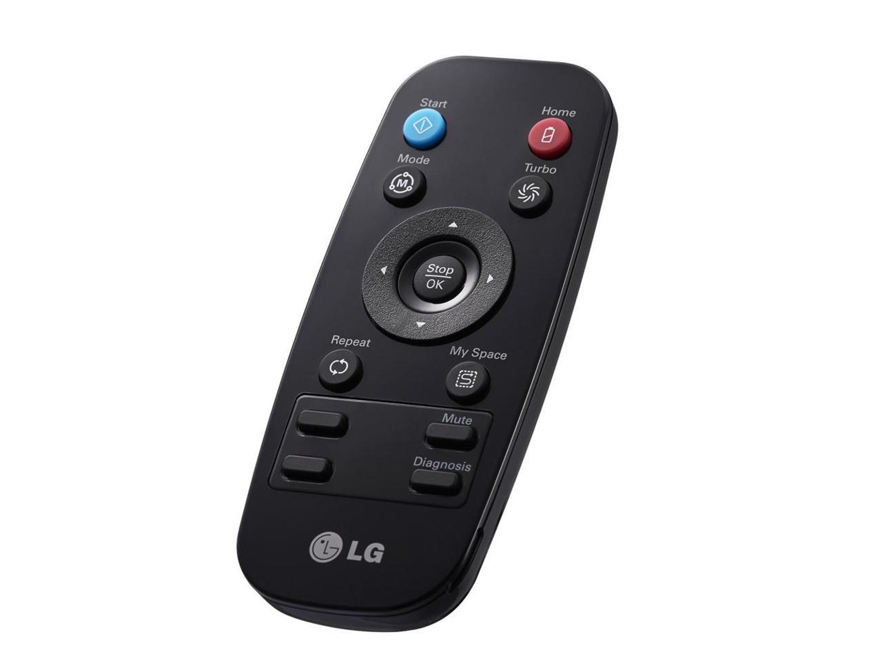 LG Hom-bot dálkový ovladač