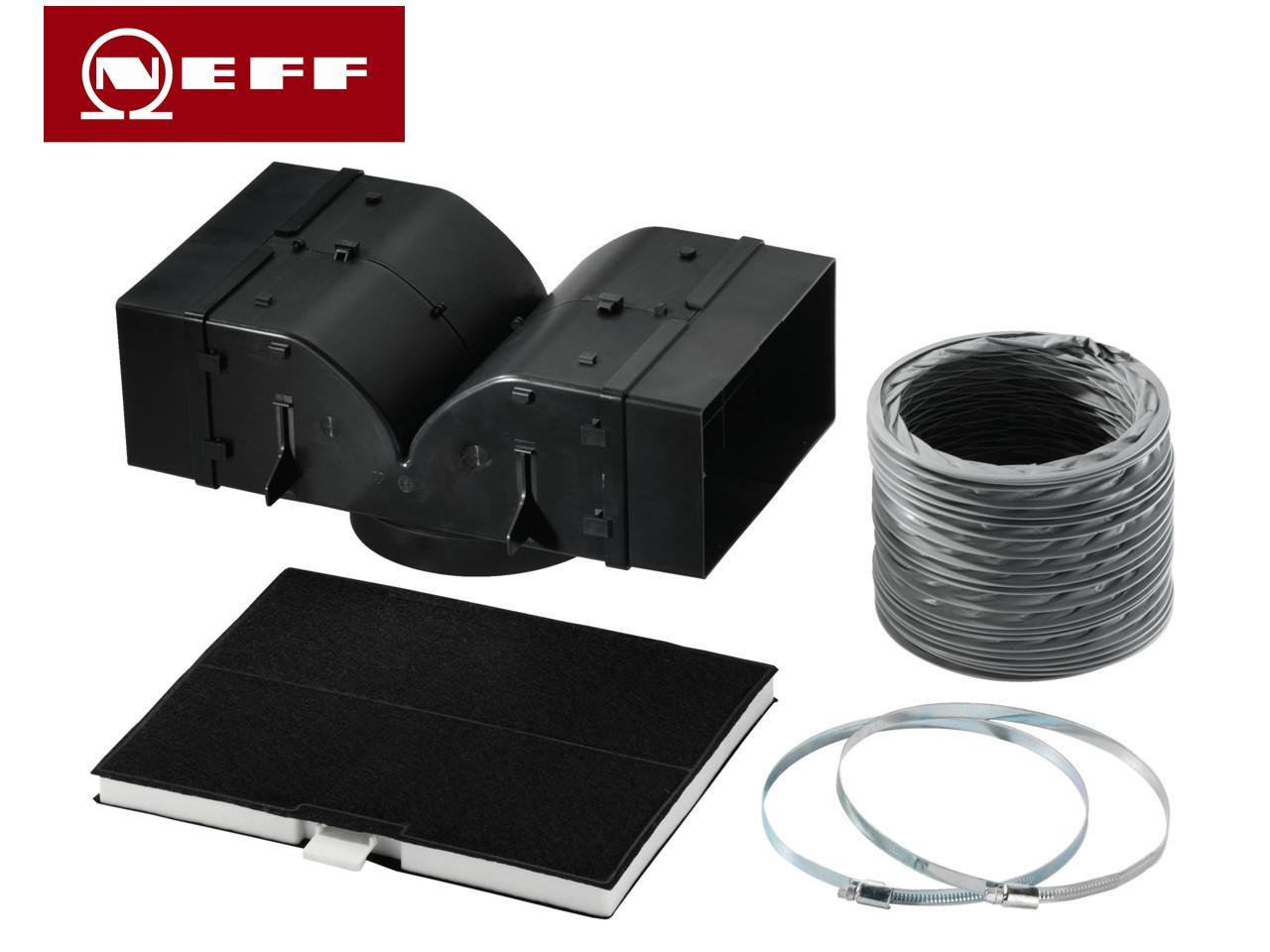 NEFF Z5102X5, montážní sada pro cirkulaci