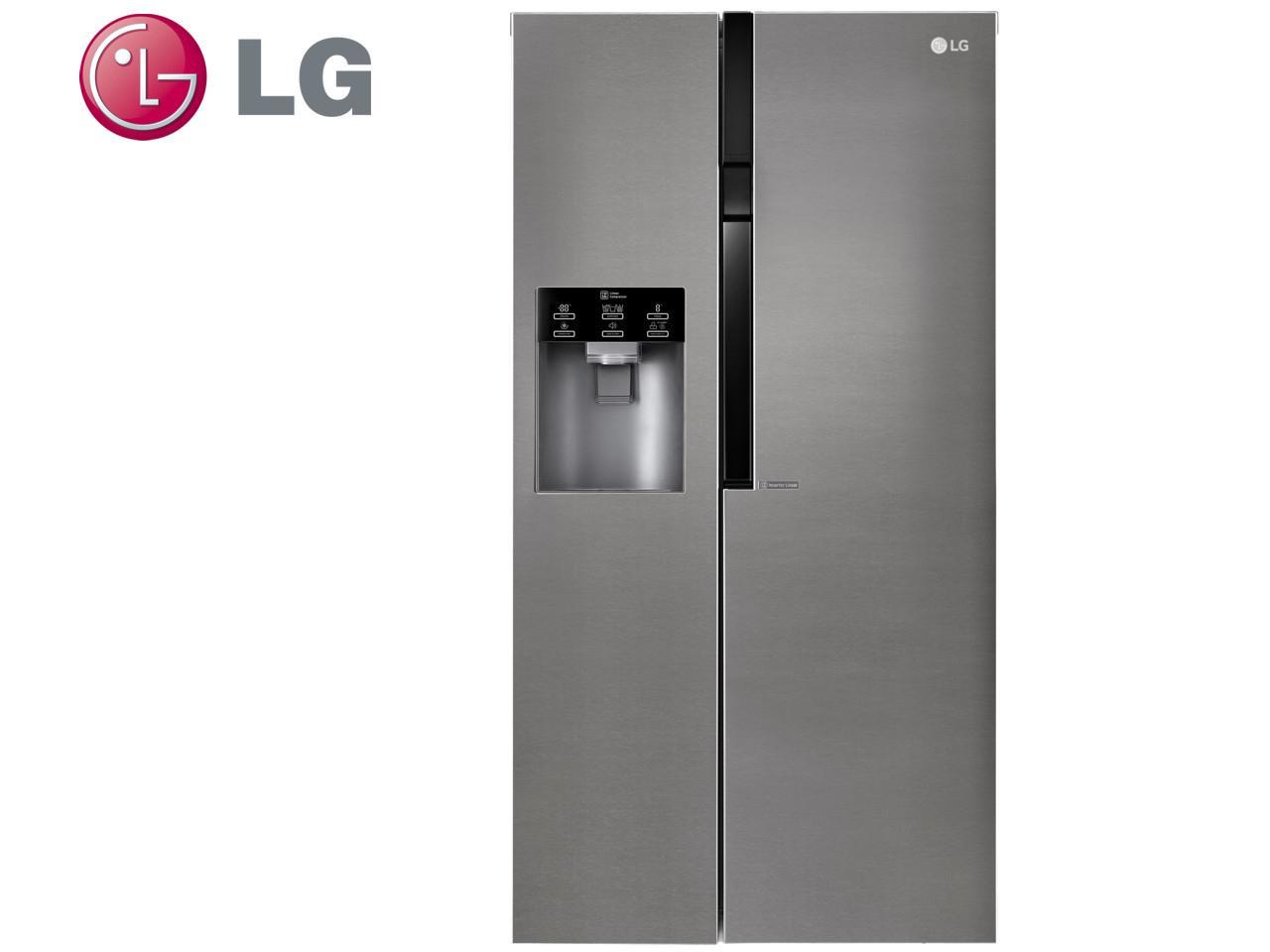 LG GSL361ICEZ + 10 let záruka na kompresor!