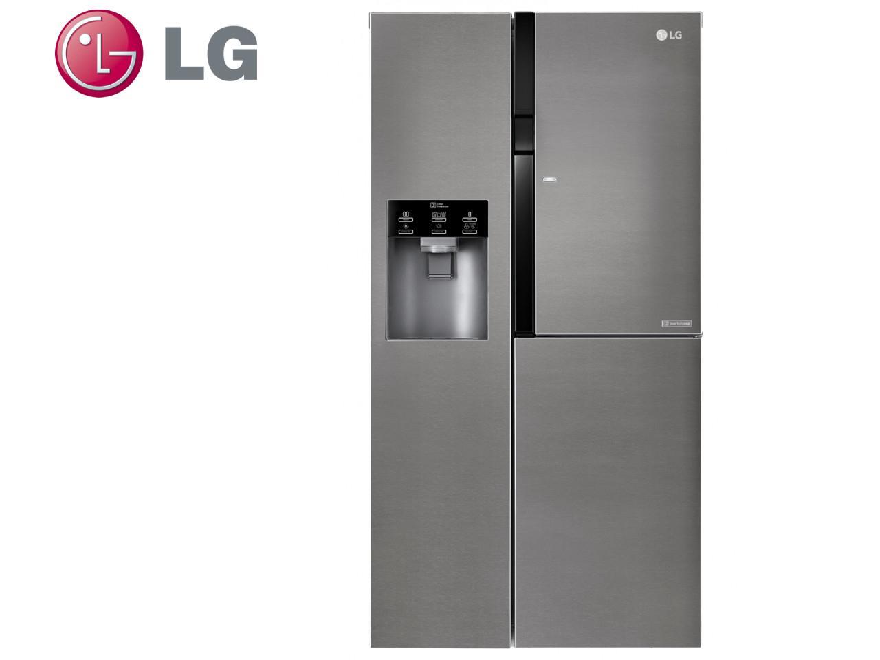 LG GSJ361DIDV + 10 let záruka na kompresor!
