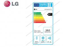 LG GS9366PZYZL + 10 let záruka na kompresor!