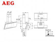 AEG DVB5660HG + 5 let záruka na motor!