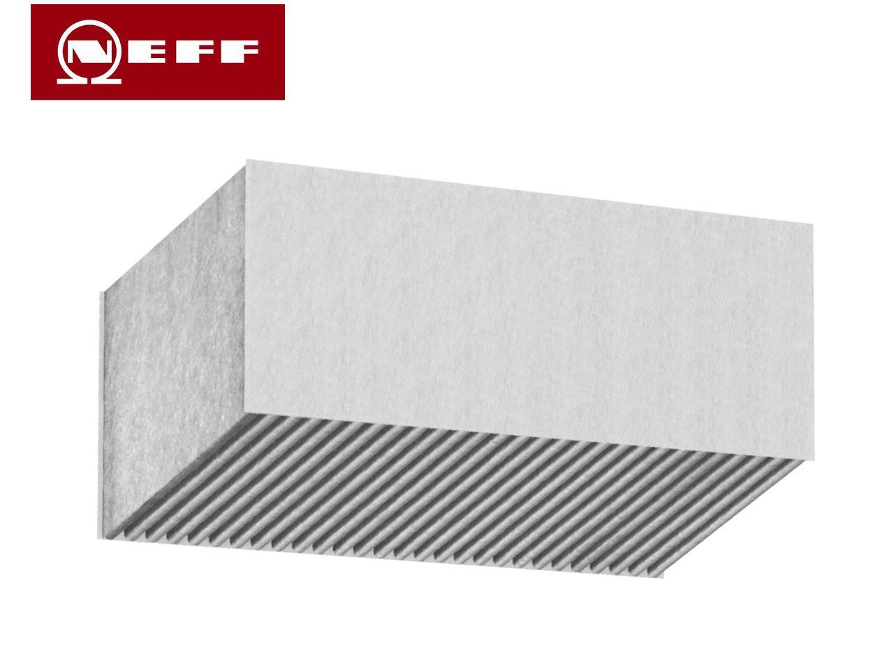 NEFF Z5170X1, uhlíkový filtr pro digestoř