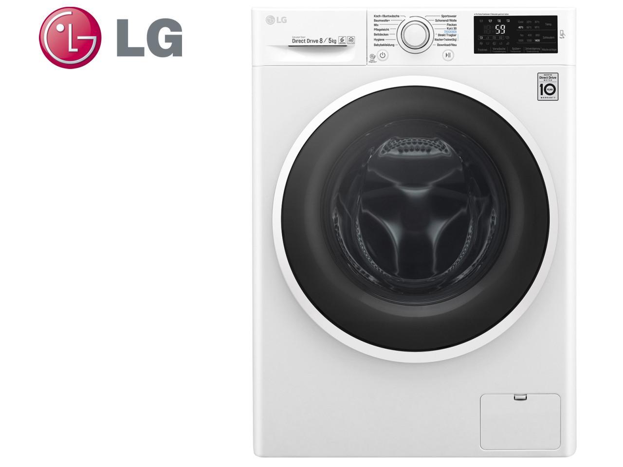 LG F14WD85EN0 + záruka 3 roky! + 500 Kč na dárky nebo další nákup | CHAT on-line podpora PO-PÁ 8-22.00!!
