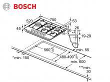 BOSCH PCS7A5C90D + záruka 3 roky!