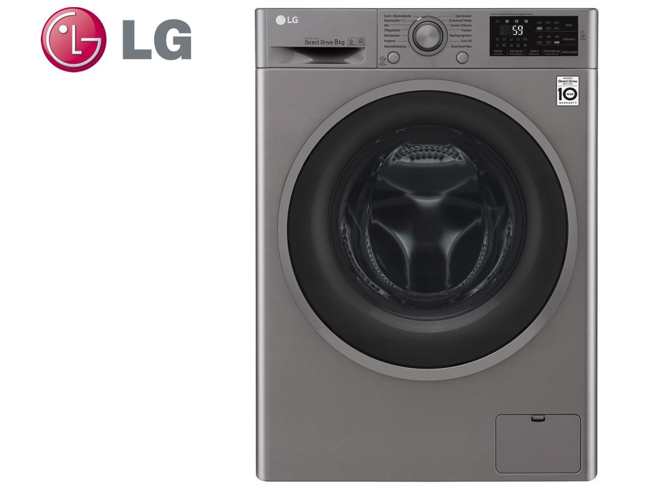 LG F14WM8TN4 + záruka 3 roky! + 500 Kč na dárky nebo další nákup | CHAT on-line podpora PO-PÁ 8-22.00!!