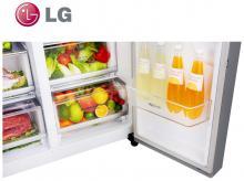 LG GSL961NEBF + 10 let záruka na kompresor!