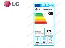 LG GBB60NSGFE + 10 let záruka na kompresor!