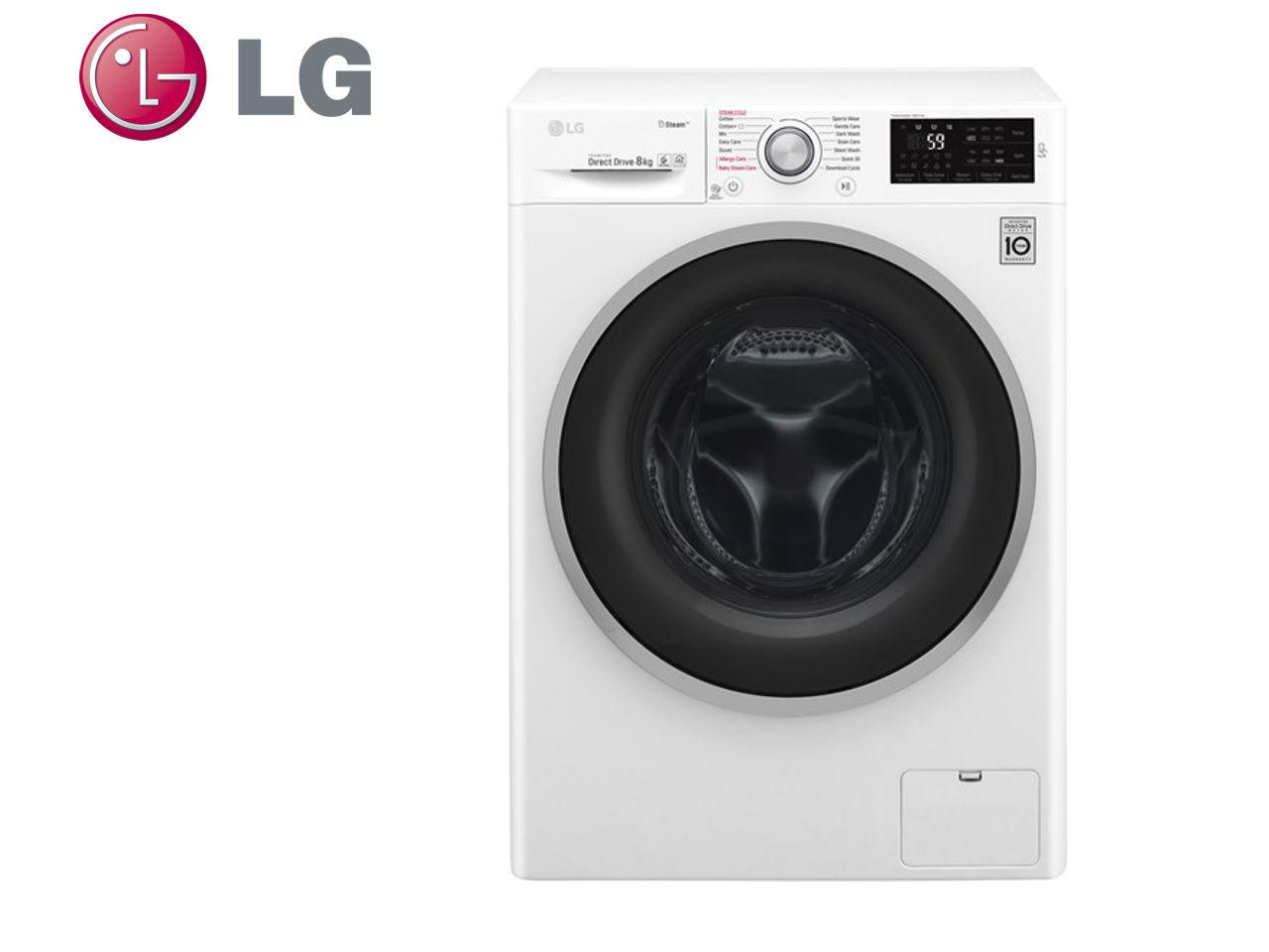 LG F84J6TY1W + 500 Kč na dárky nebo další nákup | CHAT on-line podpora PO-PÁ 8-22.00!!