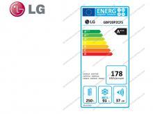 LG GBP20PZCFS + 10 let záruka na kompresor!
