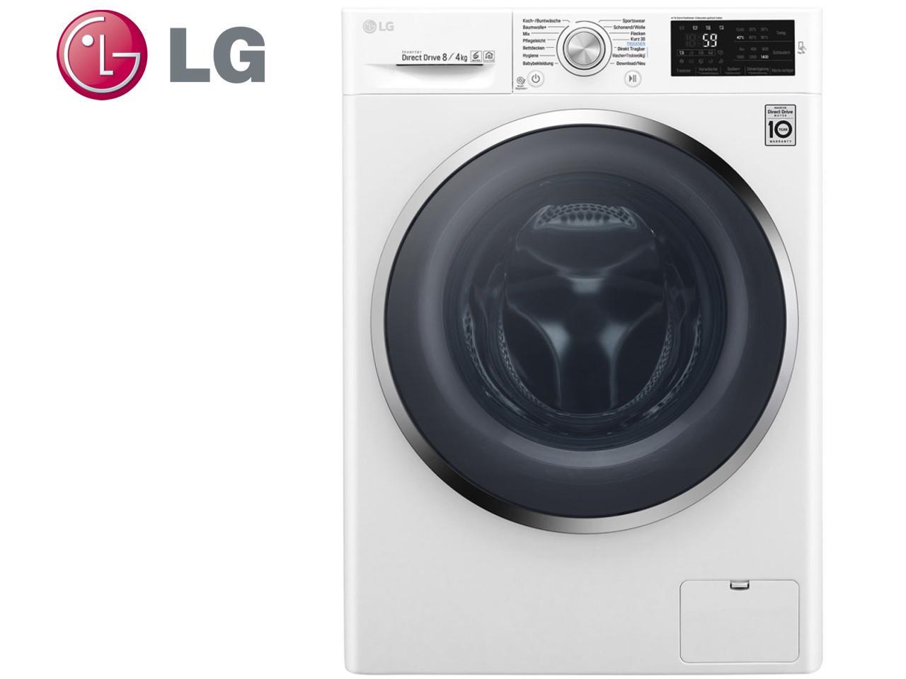 LG F14WD84TN2 + záruka 3 roky! + 500 Kč na dárky nebo další nákup | CHAT on-line podpora PO-PÁ 8-22.00!!
