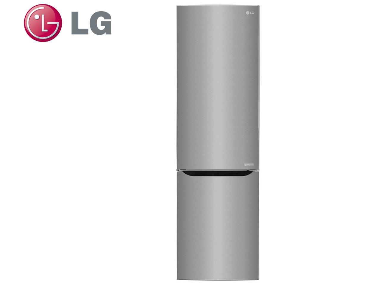 LG GBB60SAGFS + 10 let záruka na kompresor!
