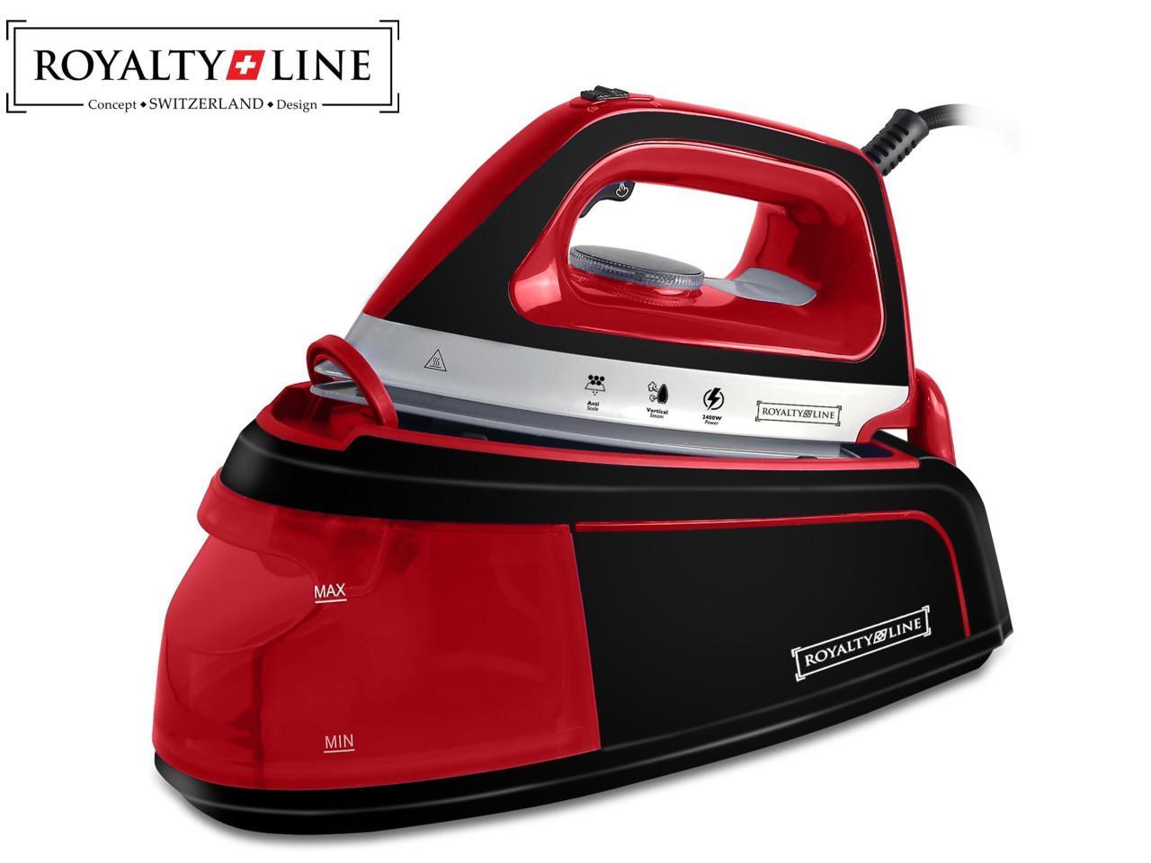 ROYALTY LINE RL-DBST-2300 RED