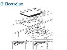 ELECTROLUX EHD8740IOK