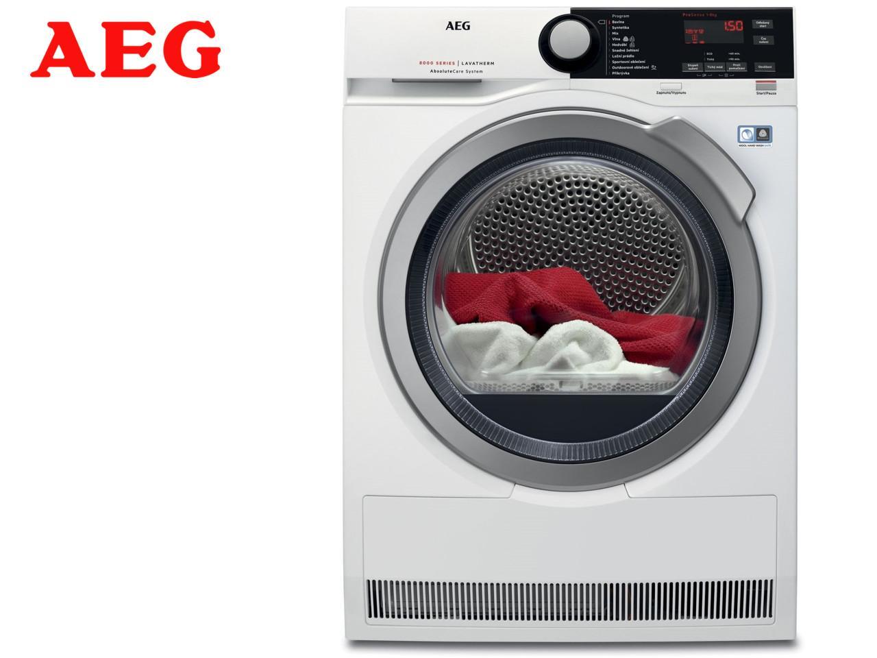 AEG T8DBE68SC