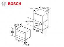 BOSCH BER634GS1