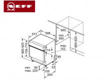 NEFF S425M80S1E + záruka 3 roky!
