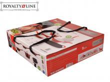ROYALTY LINE RL-BS1009C RED, 9 ks