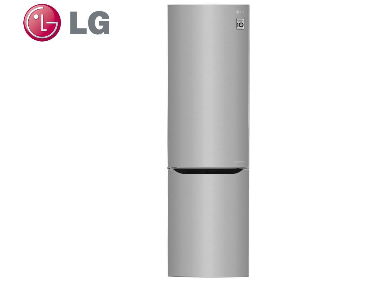 LG GBB60PZEFS2 + 10 let záruka na kompresor! + 400 Kč na dárky nebo další nákup   CHAT on-line