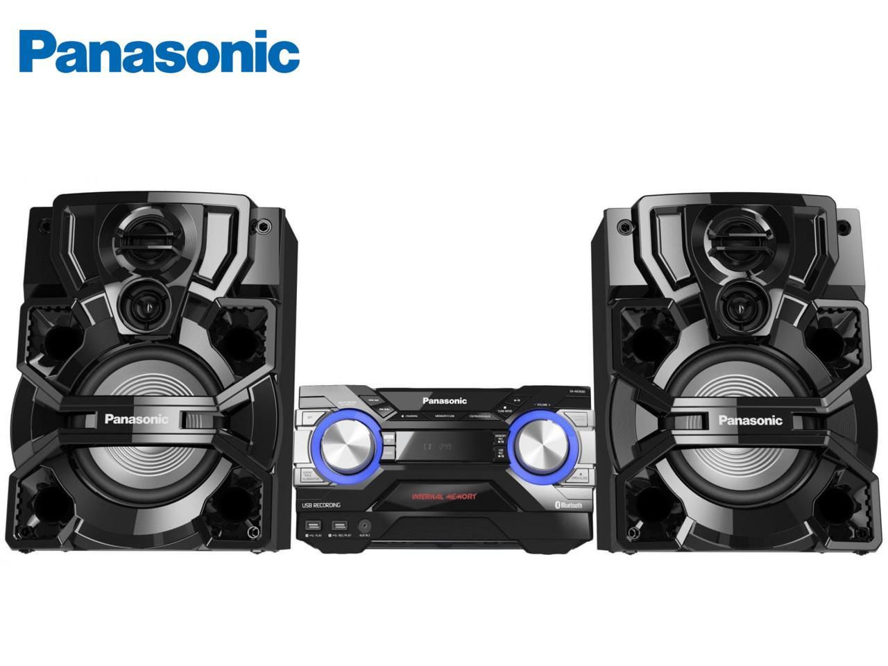 PANASONIC SC-AKX660E-K + 400 Kč na dárky nebo další nákup | CHAT on-line podpora PO-PÁ 8-22.00!!