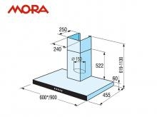 MORA OK 935 GX