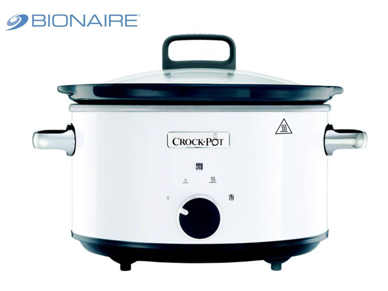 BIONAIRE CrockPot CSC030X | CHAT on-line podpora PO-PÁ 8-22.00!!