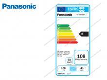 PANASONIC TX-43FX603E
