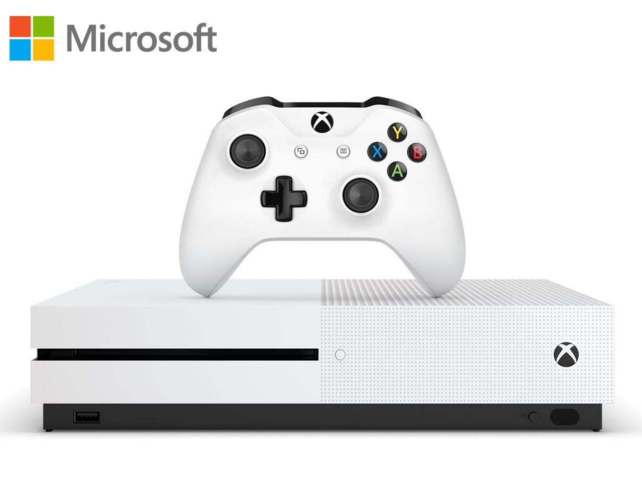 MICROSOFT XBox One S 1 TB White + Forza Horizon 4 a 14 dnů Live Gold