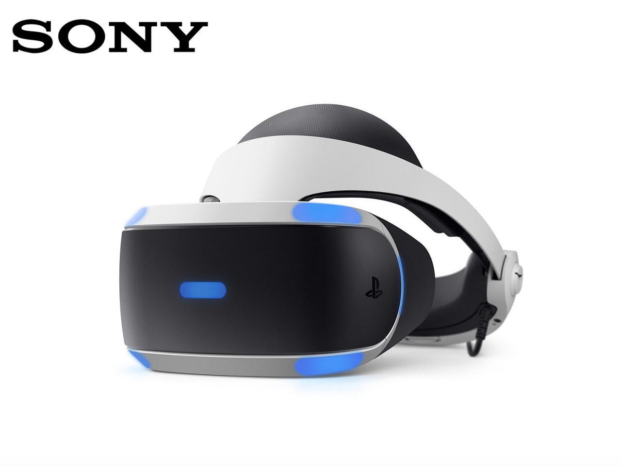 SONY Playstation VR + kamera