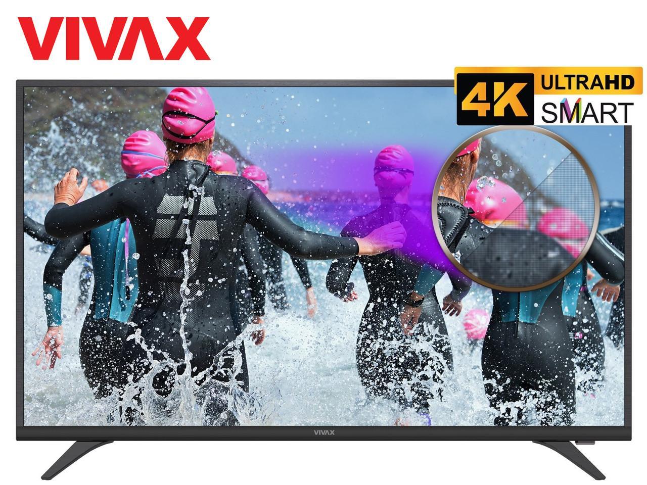 VIVAX 49UD95SM + 400 Kč na dárky nebo další nákup | CHAT on-line podpora PO-PÁ 8-22.00!!