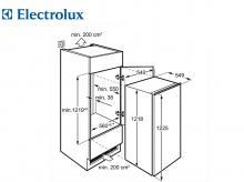 ELECTROLUX ERN2001BOW
