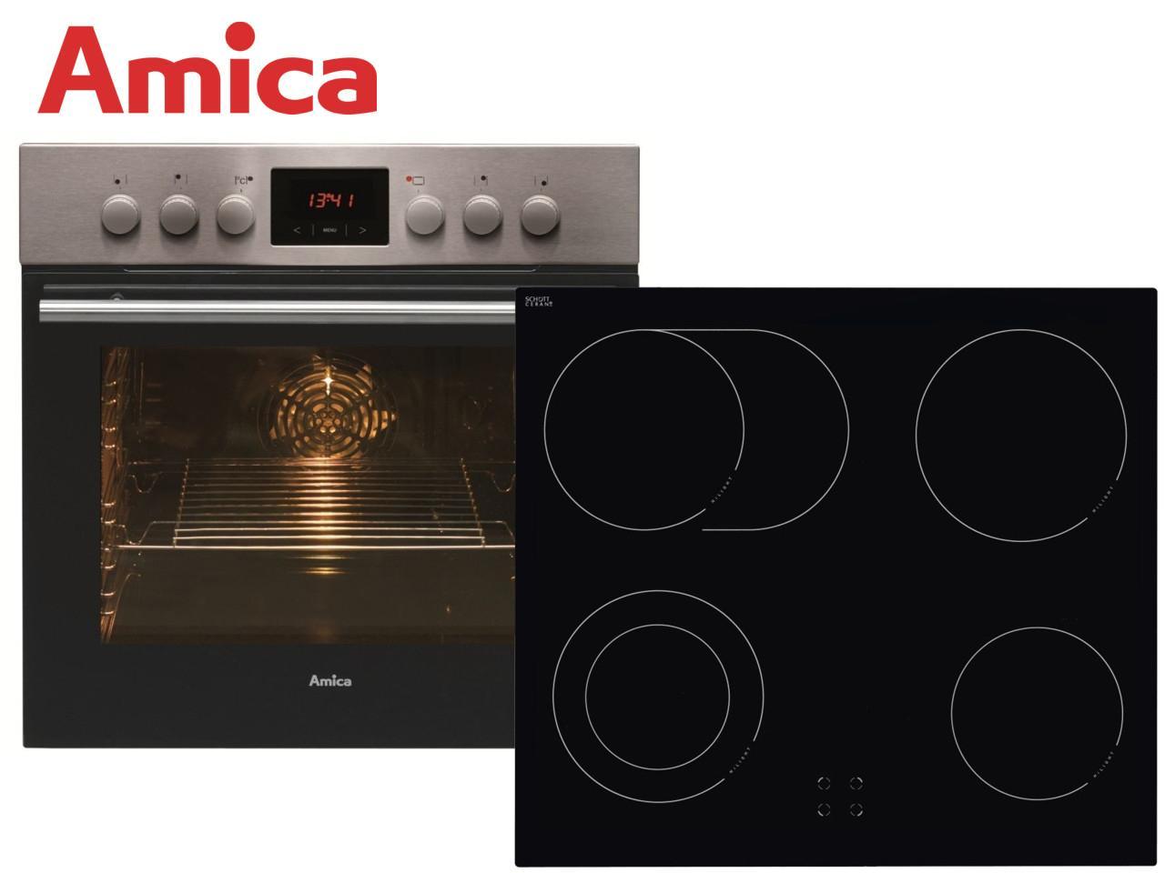 AMICA EHC 12550 E + 400 Kč na dárky nebo další nákup | CHAT on-line podpora PO-PÁ 8-22.00!!