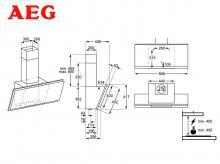 AEG DVB5960HG + 5 let záruka na motor!