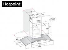 HOTPOINT PHGC9.5FABX
