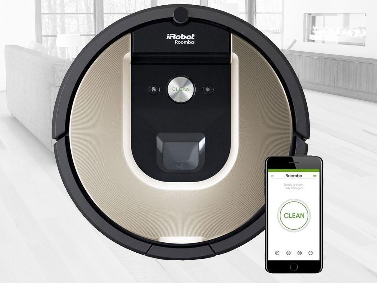 iRobot Roomba 966 + záruka 3 roky!