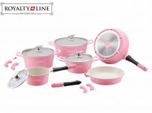 ROYALTY LINE RL-ES1014C PINK, 14 ks