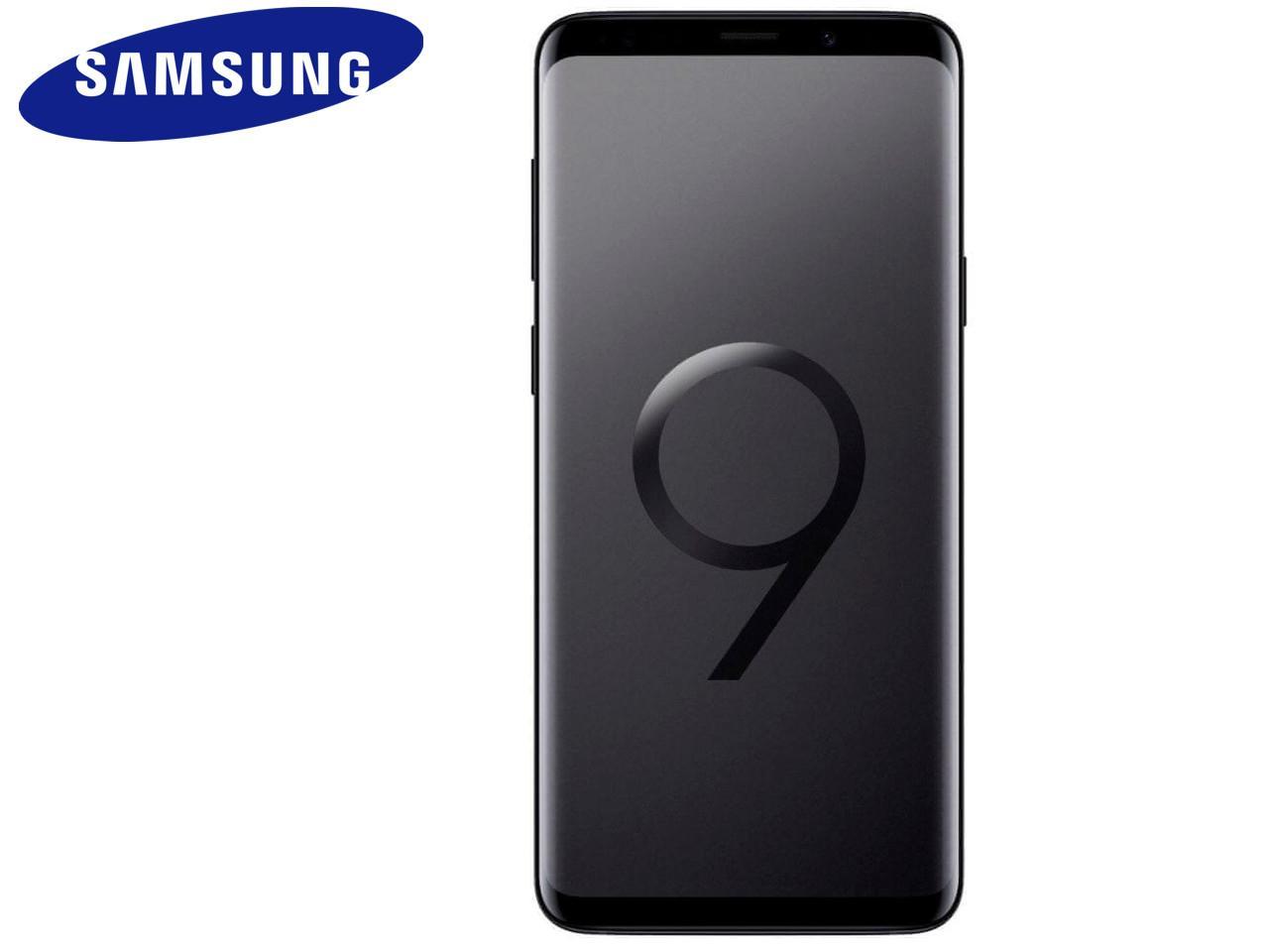 SAMSUNG Galaxy S9 Plus (SM-G965F), 64 GB, Dual SIM, černý, CZ distribuce