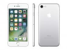 APPLE iPhone 7, 32 GB, stříbrný